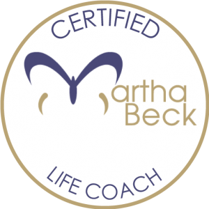 MBI Certified Life Coach, Grief Coach, Martha Beck Certified