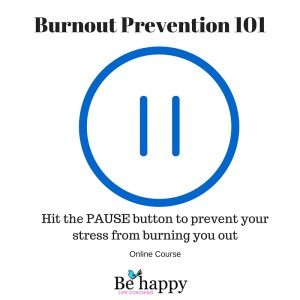Burnout Prevention 101