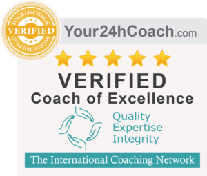 Verified Coach of Excellence Badge